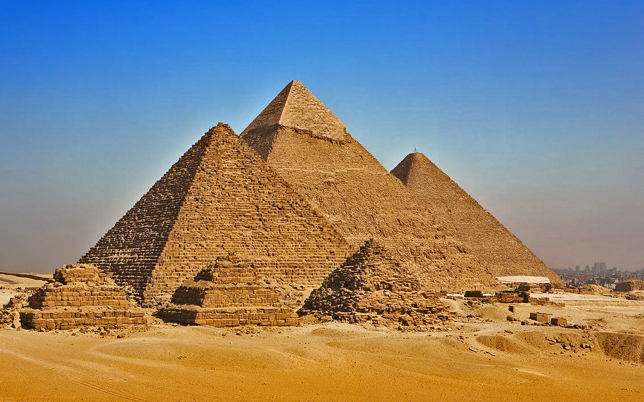 Wider The Base, Taller The Pyramid